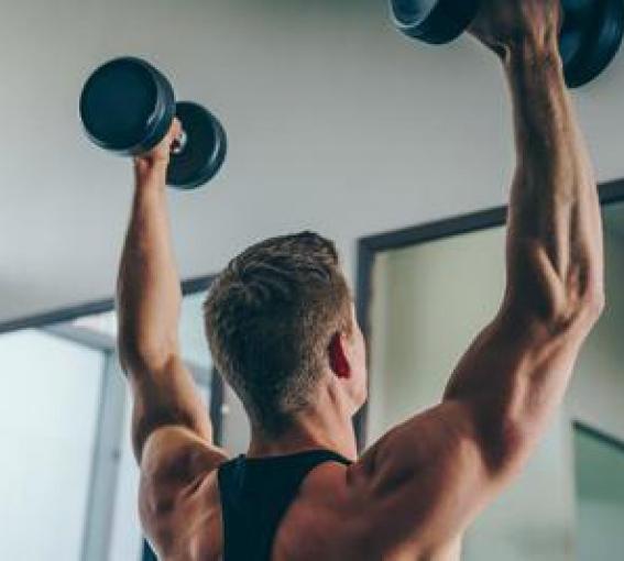 筋肉痛は確実に成長している証